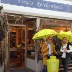 Fleurs Reichenbach: Foto 2 Leihschirmaktion bülachSTADT