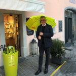 KLAUS Confiserie Café AG: Foto 2 Leihschirmaktion bülachSTADT