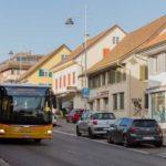 Foto Bahnhofstrasse, bülachSTADT