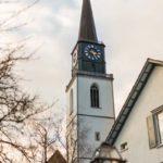 Foto Kirchturm bülachSTADT